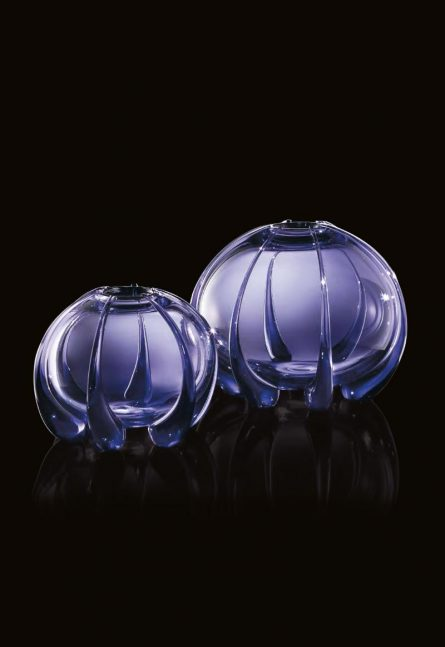 spherical vases