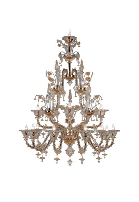 lampadario classico veneziano