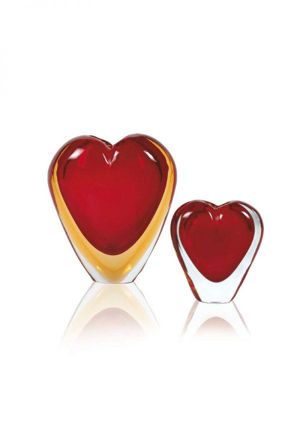 vasi a forma di cuore