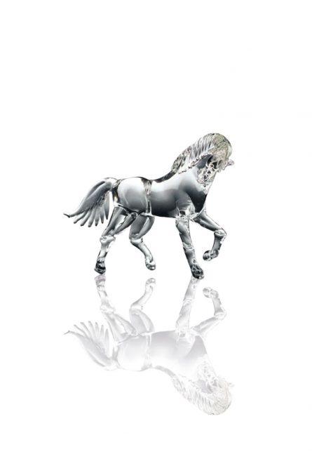 cavalli in vetro
